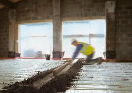 floor screeding contractor