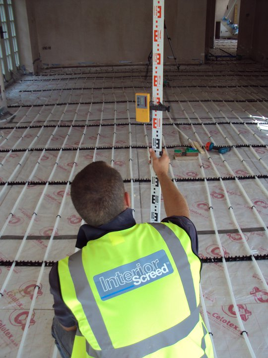 floor screeding warwick