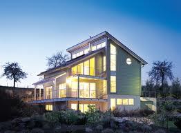 German Manufactured Eco House, Marlow, Buckinghamshre