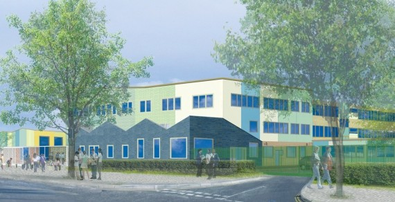 Heartlands Academy School, Heartlands, Birmingham City Centre