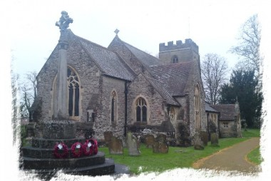 Holy Trinity Church, A4171 Birmingham Road, Hatton, Warwickchire