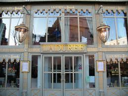 Laduree Tea Room, Harrods, Knightsbridge
