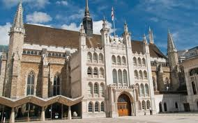 Grade 1 listed landmark, London Guildhall, City of London
