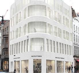 Nicole Farhi, Conduit Street (Off Regent Street) London