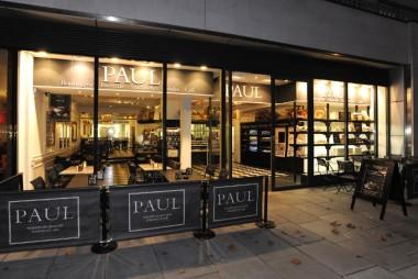 PAUL Patisserie, Baker Street, London
