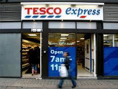 Tesco Store, Bakewell, Derbyshire
